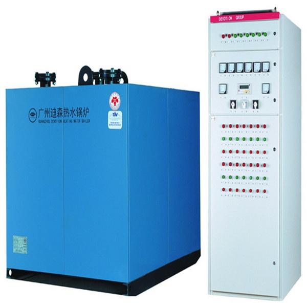 Hot Water Boilers Product ~ Electric hot water boiler