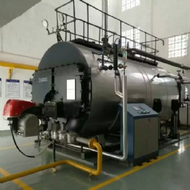 gas,oil,dual fuel steam boiler