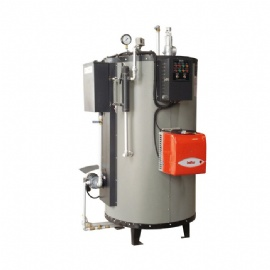 tubeless compact steam boiler